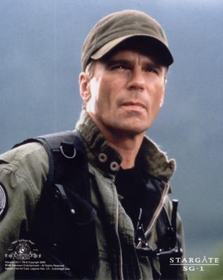 Jack ONeill Stargate